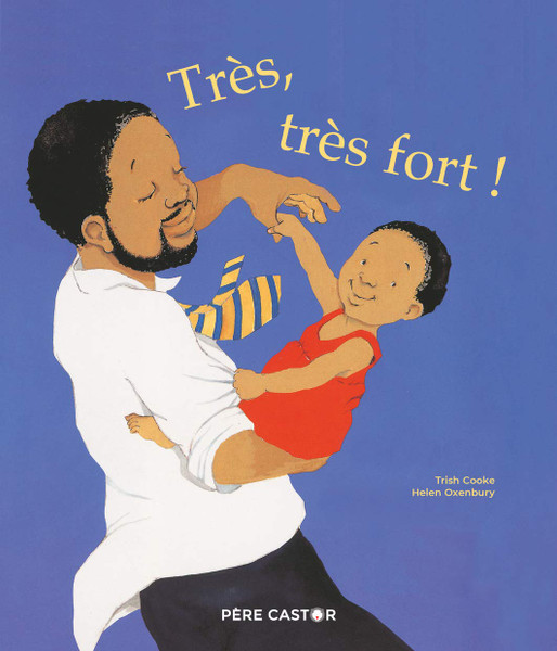 French children's book Tres , tres fort