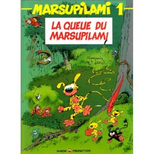 Marsupilami N01 - La queue du Marsupilami