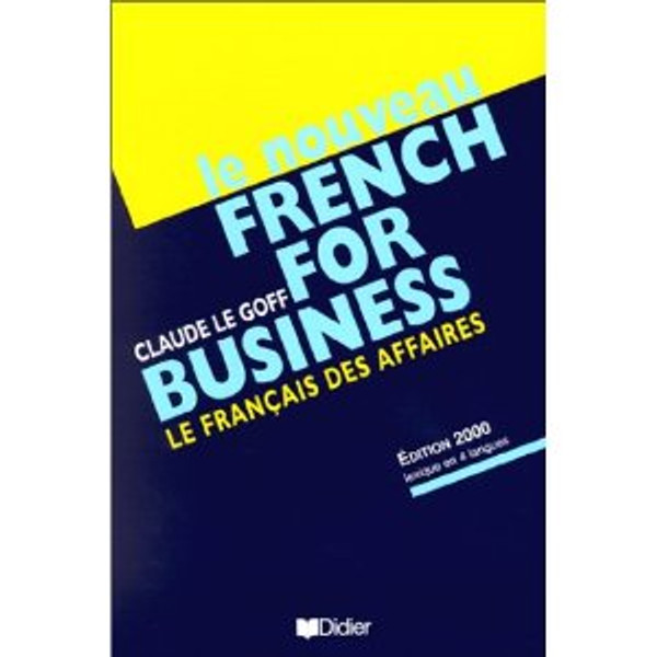 le nouveau French for business 2000