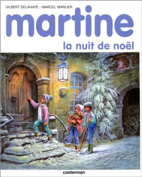 Martine La nuit de noel T41