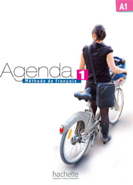Agenda Niveau 1 -  Livre eleve + DVD-rom