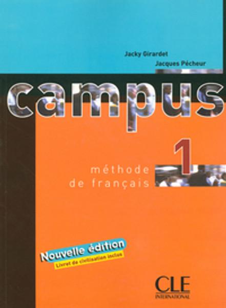 Campus 1 Methode de francais livre eleve