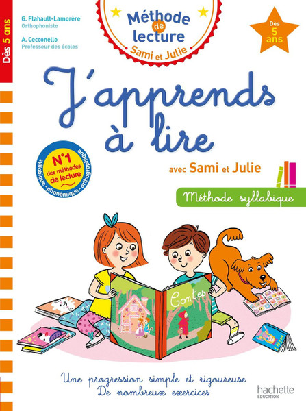 J'apprends a lire avec Sami et Julie