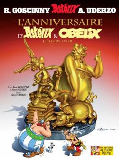 Anniversaire d'Asterix  et Obelix: Le livre d'or (50 ans)