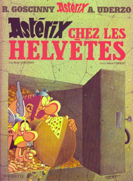 Asterix chez les Helvetes