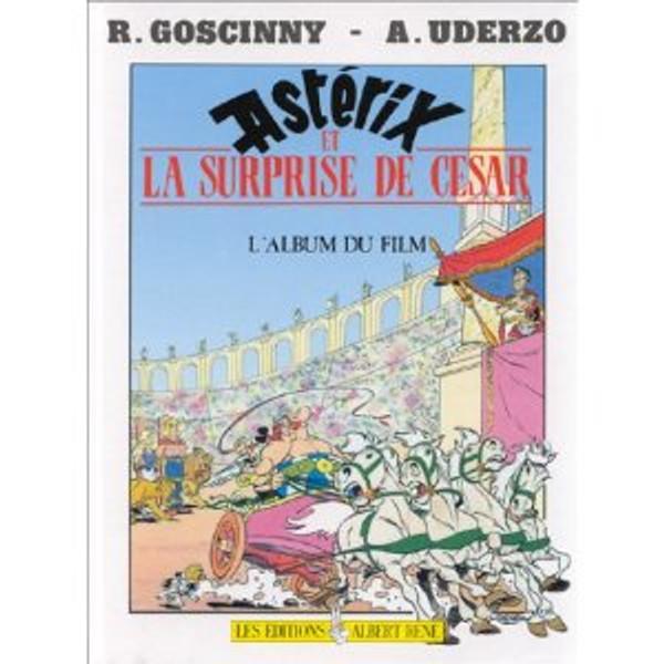 Asterix et la surprise de Cesar (album du film)