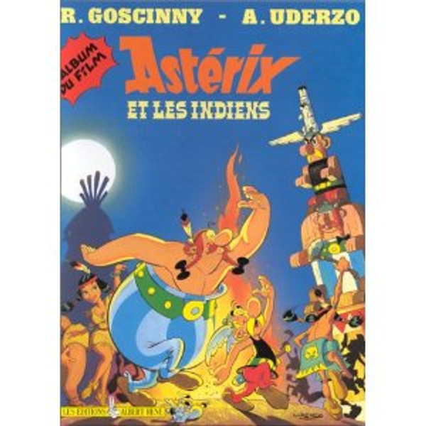 Asterix et les Indiens (l'album du film)