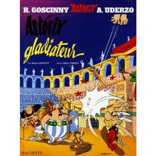Asterix gladiateur