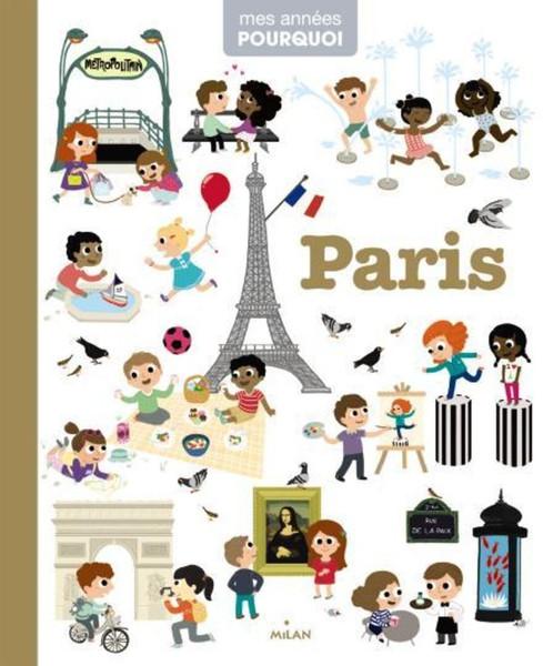 Mes annees pourquoi: Paris