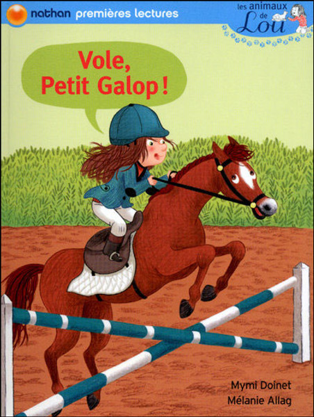 Animaux de Lou - Vole, Petit Galop!