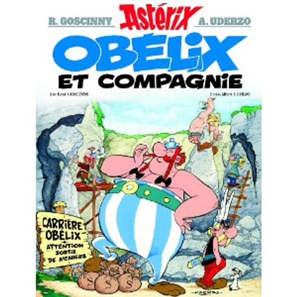 Asterix: Obelix et compagnie