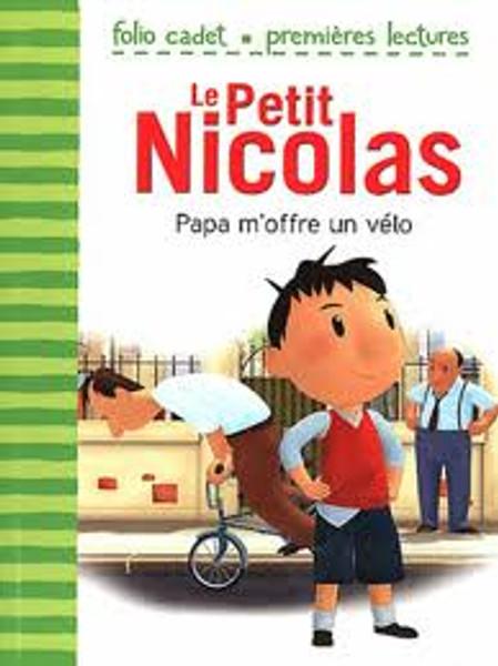 Le petit nicolas: Papa m'offre un velo