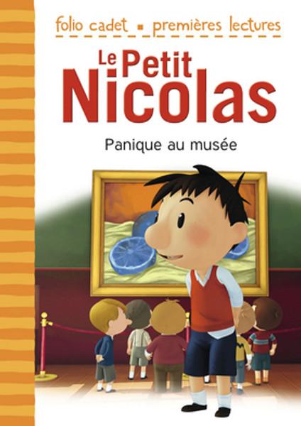 Le petit nicolas: Panique au musee
