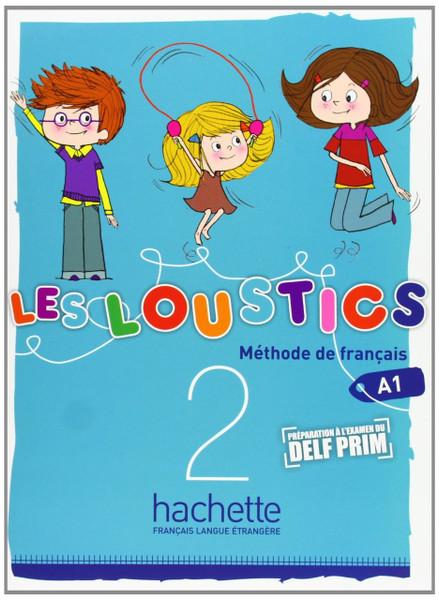 Les loustics 2 -   Methode de Francais A1