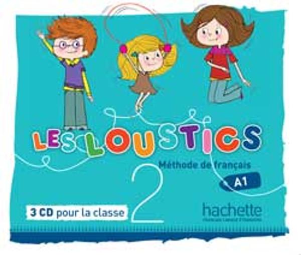 Les loustics 2 -  3 CD pour la classe
