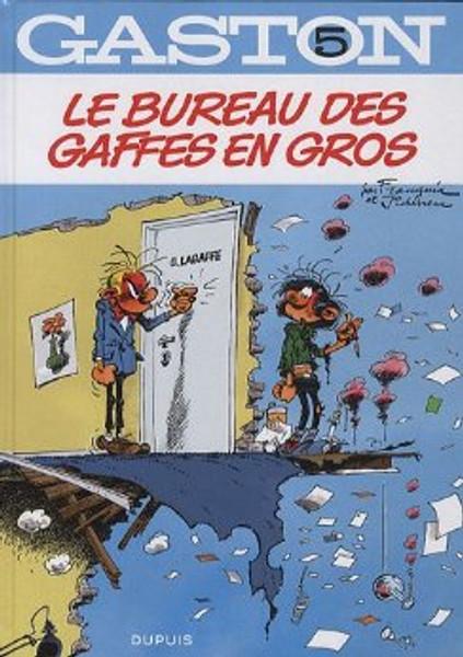 Gaston 5: Le bureau des gaffes en gros