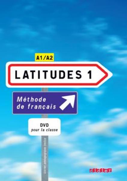 Latitudes 1- DVD + livret