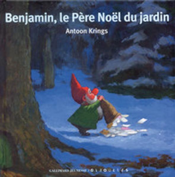 Benjamin, le pere Noel du jardin