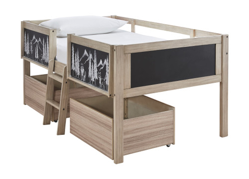 Wrenalyn Two-tone Under Bed Storage Box (2/CN)