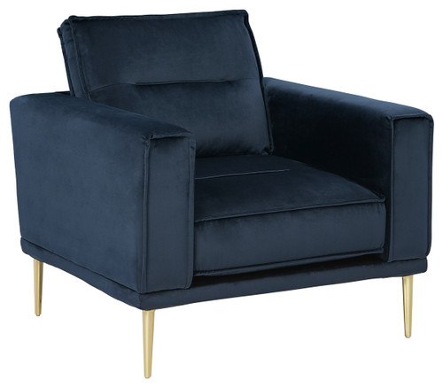 Macleary Navy Chair