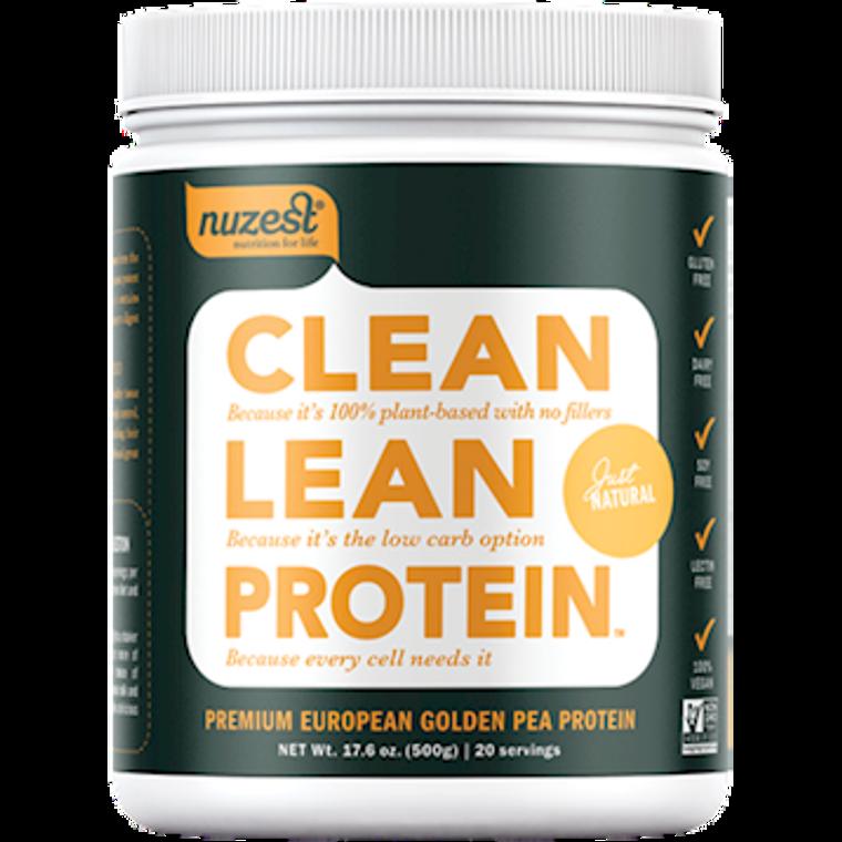 Clean Lean Protein Natural 20 servings