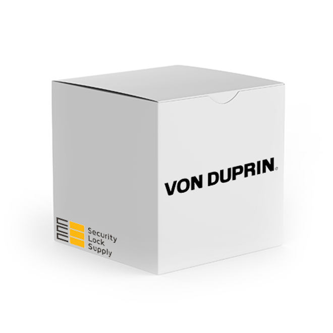 Von Duprin 33A-EO 4 313 33A Series Rim Exit Device Aluminum Mortise Mount