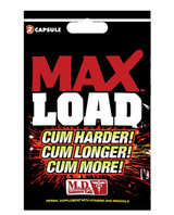 Max Load - 2 Capsule Blister