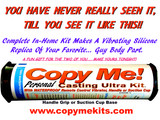 STILL SHIPPING PENIS COPY KITS EVERY DAY!! by Copy Me! Penis Casting Kits