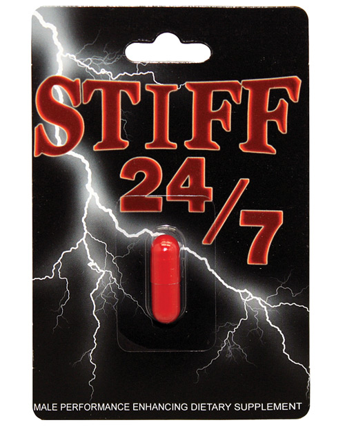 When you're ready to go all night long, you're ready for Stiff 24/7!
