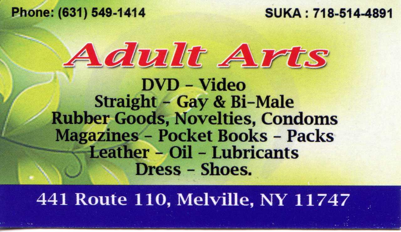 ADULT ARTS (Melville, NY)