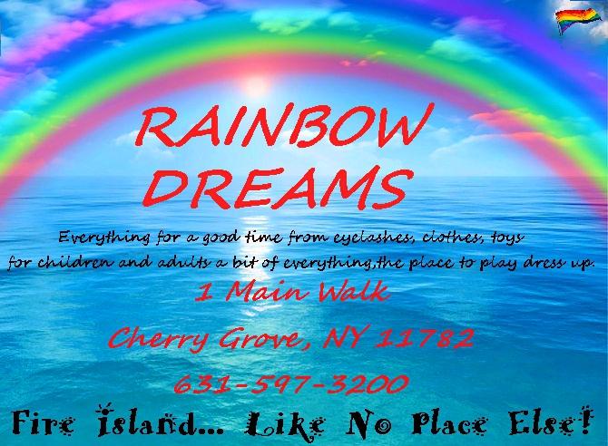 Rainbow Dreams (Fire Island, NY)