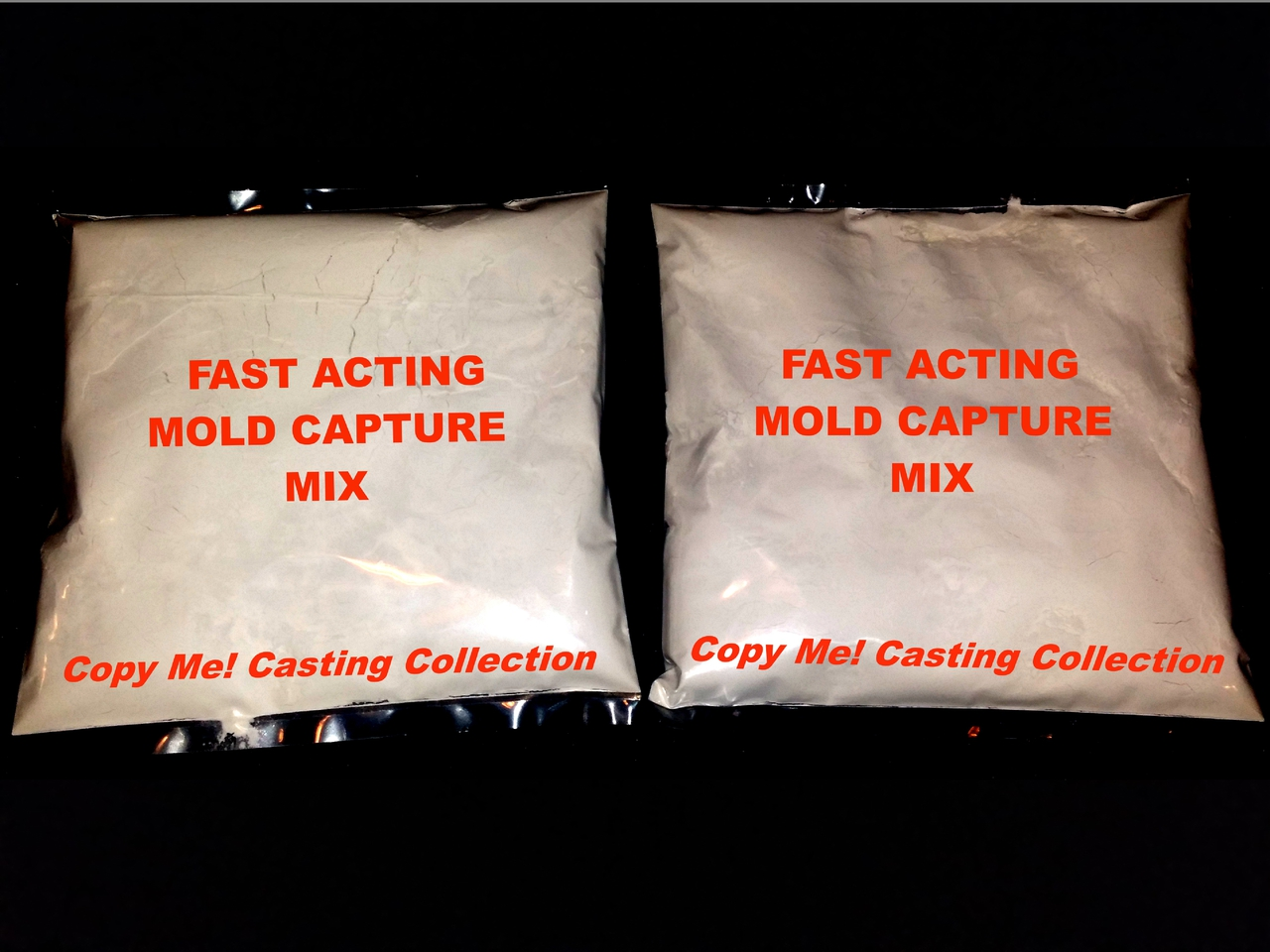Fast Acting Mold Capture Mix - 2 Bag Refill