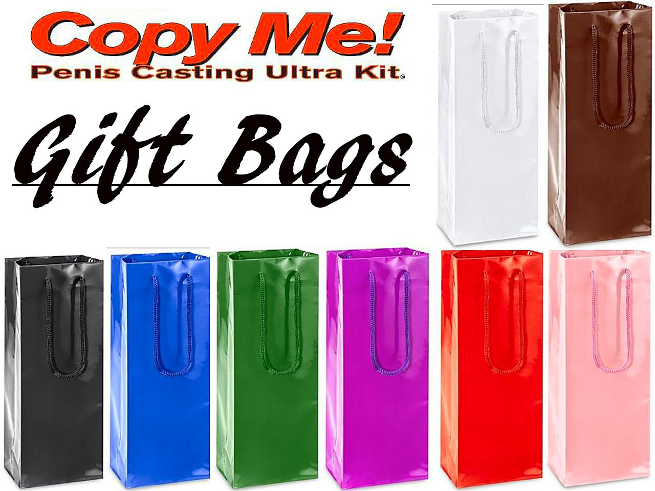 Gift Bags by Copy Me! FREE WITH EVERY KIT!! (Random colors)