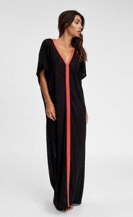 Inca Abaya, Black