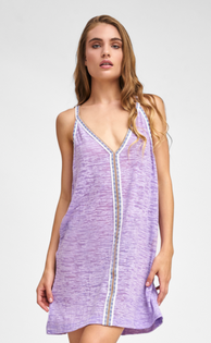 Mini Sundress, Lavender