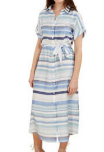 Abira, Light Blue Stripe