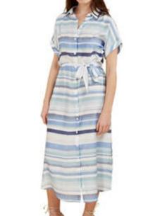 Abira, Light Blue Stripe