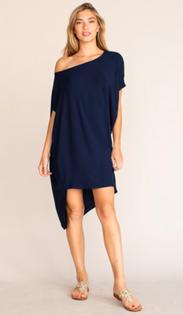 Radiant Dress, Indigo