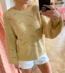 Yumi Sweater, Barley