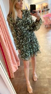 Abstract Animal Dress
