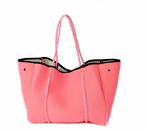 Everyday Tote Bag -  Neon Pink