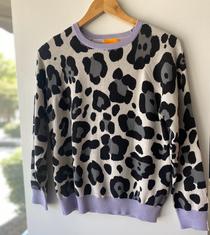 Leopard Pop Sweater