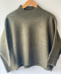 Aja Sweater, Olive