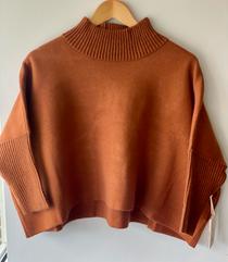 Aja Sweater, Cinnamon
