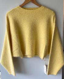 Udu Sweater, Lemon Custard