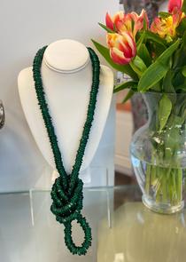 Christina V Trade Beads - Shiny Emerald