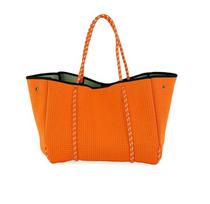 Everyday Tote Bag -  Neon Orange