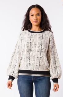Matrix Sweater