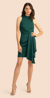 Compelling Dress, Spruce