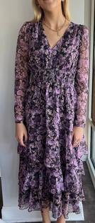 Bristol Tiered Dress
